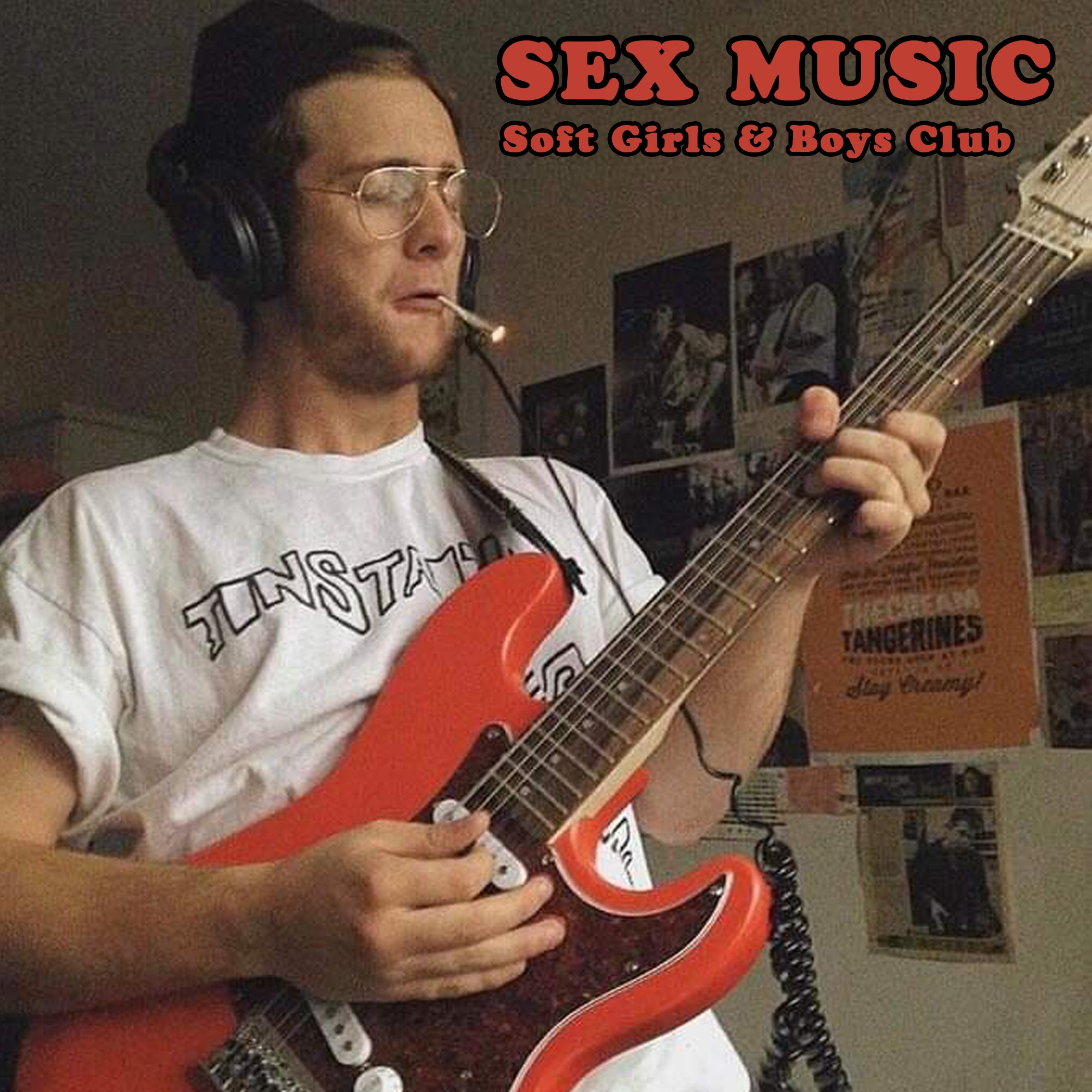 PLX037 • Soft Girls & Boys Club • Sex Music