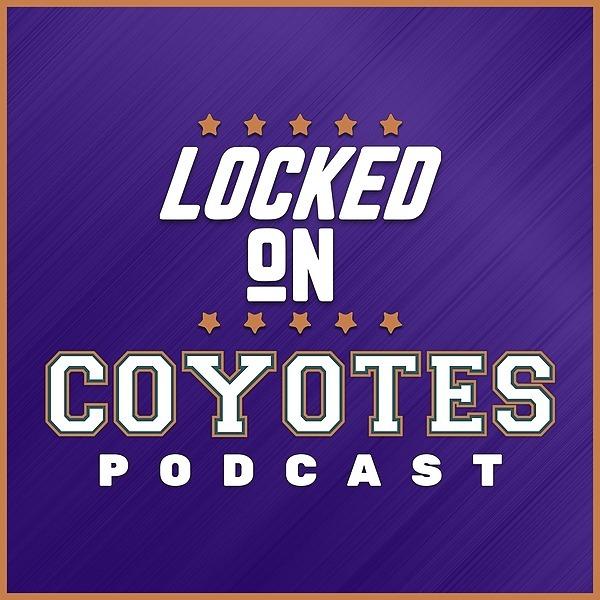 Locked On NHL Channel Arizona Coyotes Link Thumbnail | Linktree