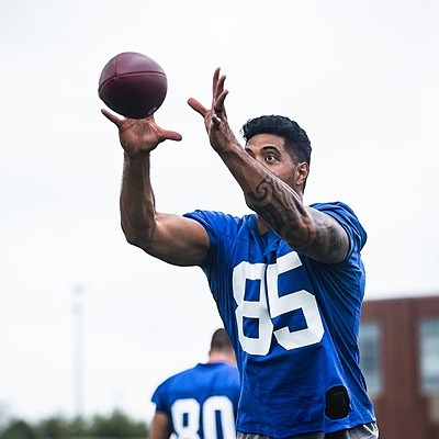 Giants Country Levine Toilolo, TE - New York Giants Training Camp Preview (Photo by Giants.com) Link Thumbnail   Linktree