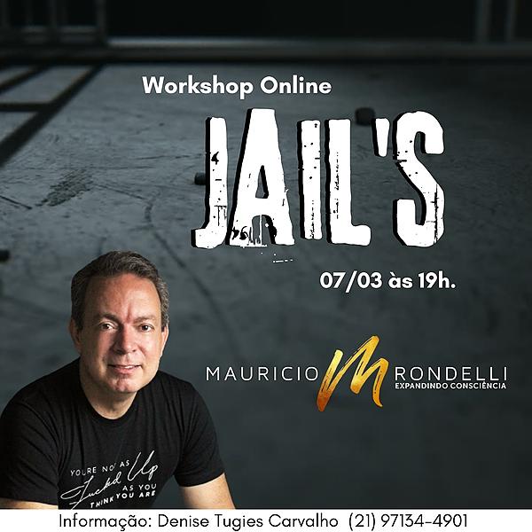 "Workshop ""Jail's""- 07/03- 19h- Online"