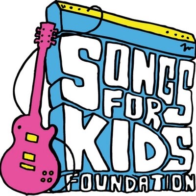 Songs for Kids Fundraising Page