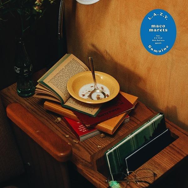 "@macomarets ""L.A.Z.Y. feat. さとうもか & Shin Sakiura"" 7inch analog (2021) Link Thumbnail   Linktree"