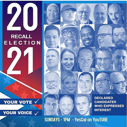 4th Recall Candidate's Debate