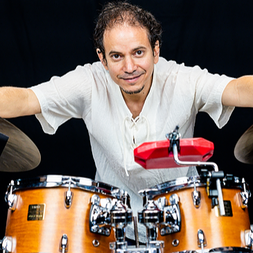 Register for Live Master Classes & Lessons with Dafnis Prieto