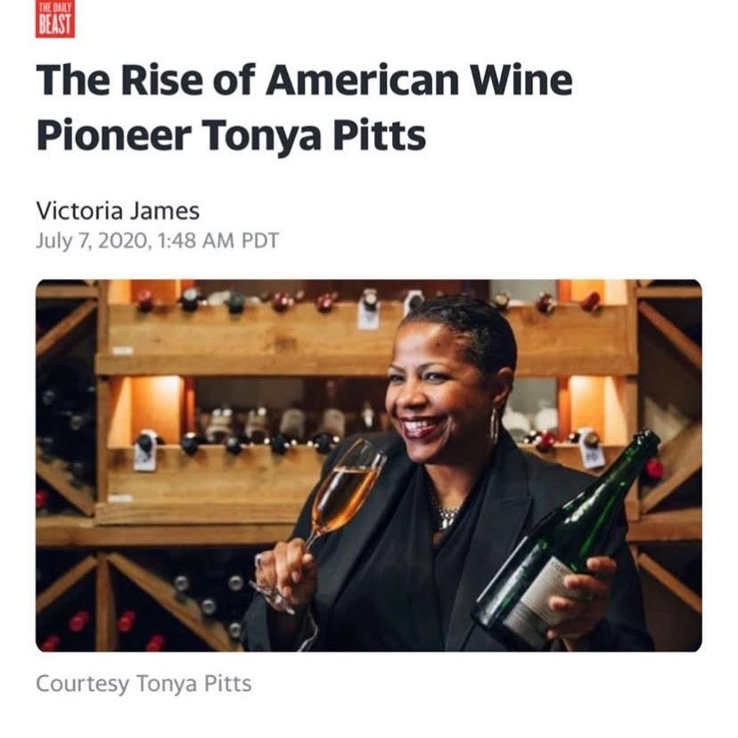 Tonya Pitts Pioneer
