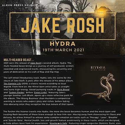 Hydra Album Press Release PDF