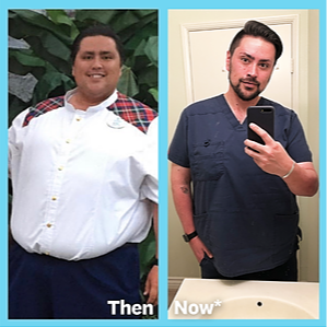 How Eric lost 168 lbs* on WW