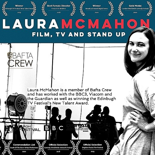 @LauraMcMahon Website Link Thumbnail | Linktree