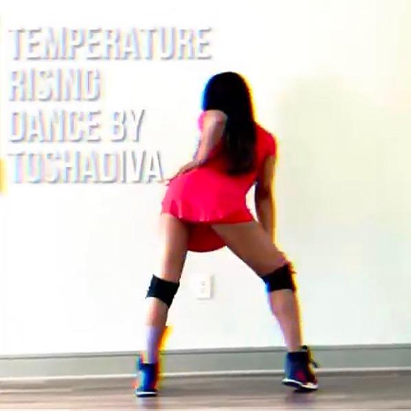 TEMPERATURE RISING FULL DANCE