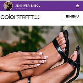 @JennSabol Shop RiseNShine COLORSTREET  Link Thumbnail | Linktree