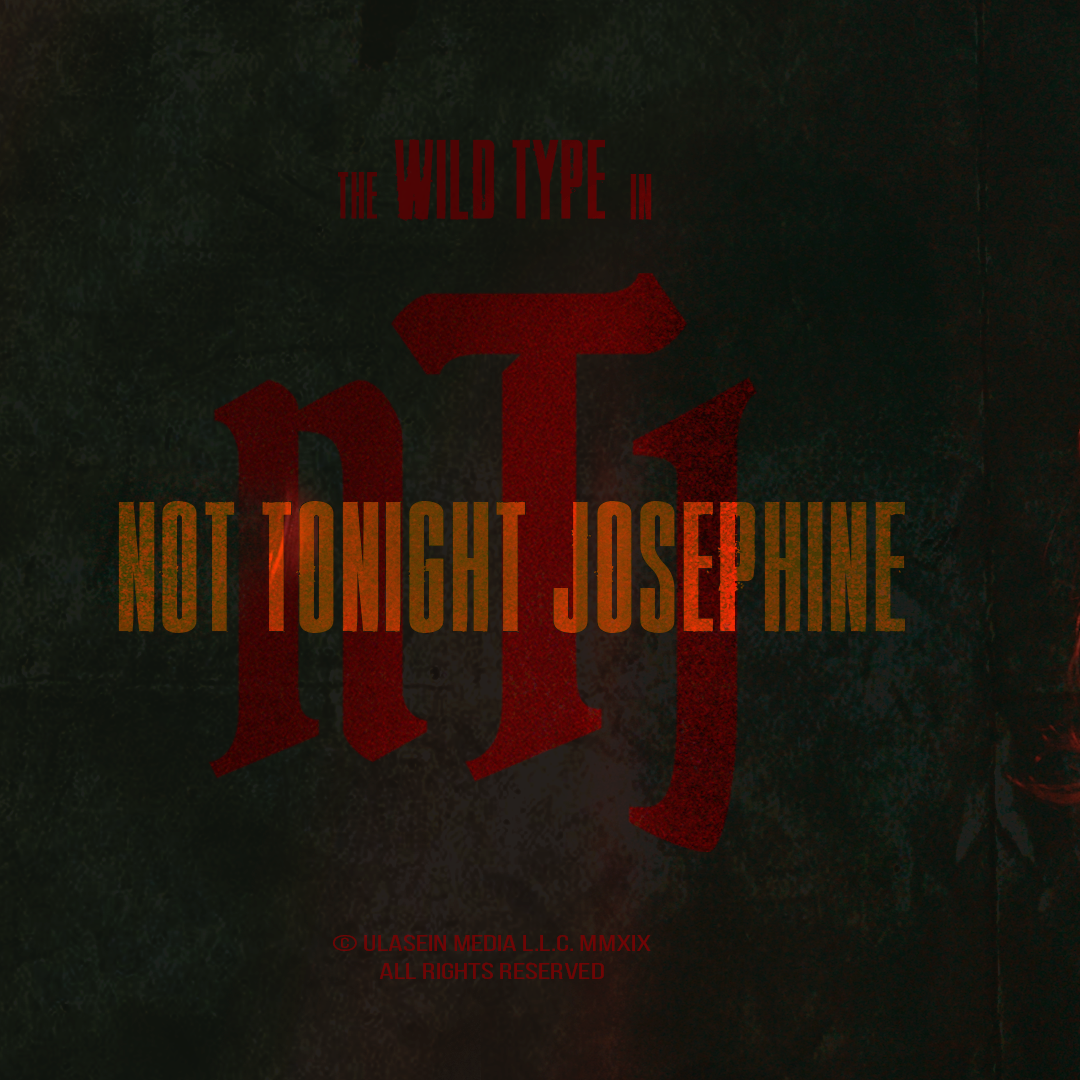 Not Tonight Josephine - Official Video