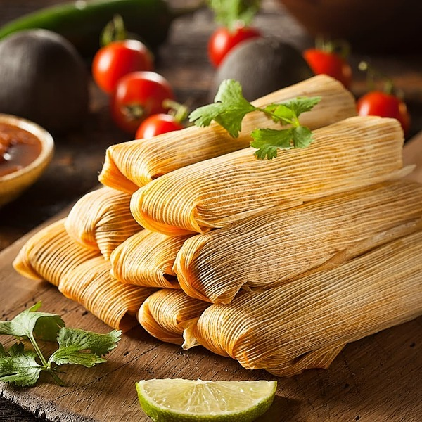 Donate $5 to buy tamales for families and unhoused in need via Planted Table