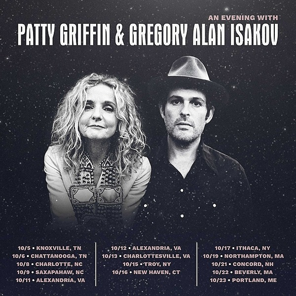 @pattygriffin October Tour with Gregory Alan Isakov Link Thumbnail | Linktree