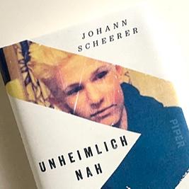 """Lesung """"Unheimlich Nah"""" - Darmstadt"""