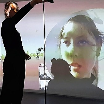 synthesis FAD Magazine | VR Art gallery opens in Berlin Link Thumbnail | Linktree