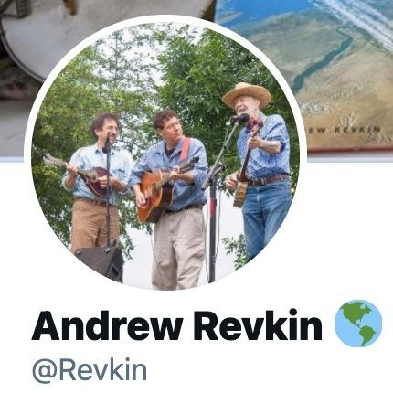 Andy @Revkin @Revkin Twitter Link Thumbnail   Linktree