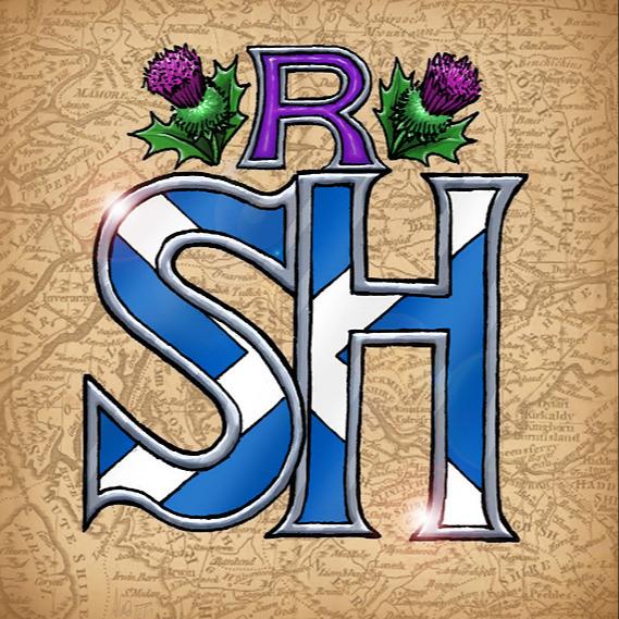 Random Scottish History RSH Website Link Thumbnail | Linktree