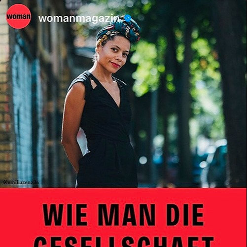 @emiliazenzile WOMAN Magazin Link Thumbnail | Linktree