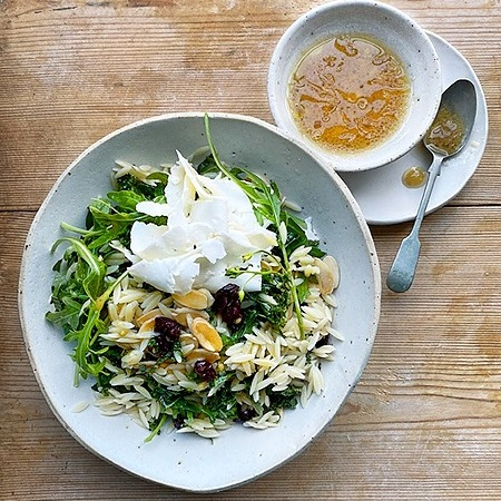 @donna.hay Risoni salad with kale and almonds Link Thumbnail   Linktree