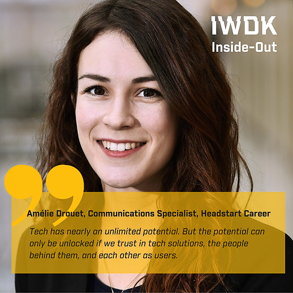 IWDK Inside-Out: Amélie Drouet & John Schmidt