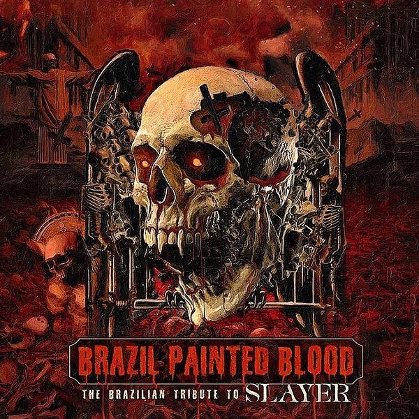 "CHAOSFEAR (BUY CD) ""Brazil Painted Blood - Brazilian Tribute To Slayer"" (2021) Link Thumbnail | Linktree"