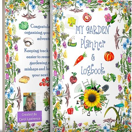 My Garden Planner & Logbook