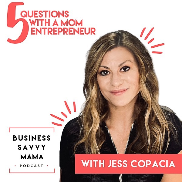 Podcast interview with Business Savvy Momma