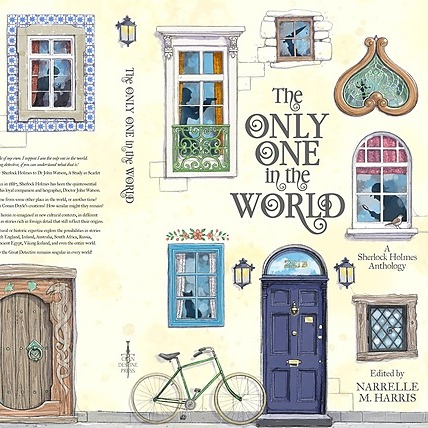 @narrellemharris Buy The Only One in the World: A Sherlock Holmes Anthology Link Thumbnail | Linktree
