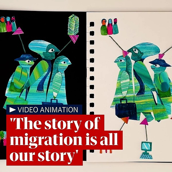 @guardian Migration and inequality: time for a new story - video animation Link Thumbnail   Linktree
