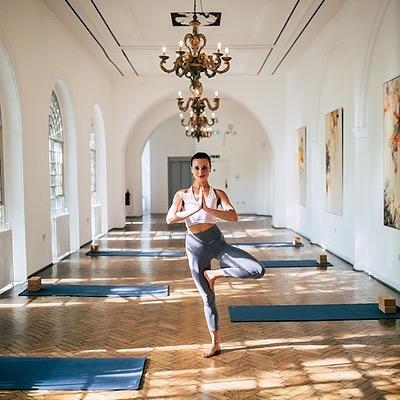 @Chameleonlondon Mon 27th Sept - Xscape Studio presents Vinyasa flow yoga with Meroula Hondrou Link Thumbnail | Linktree