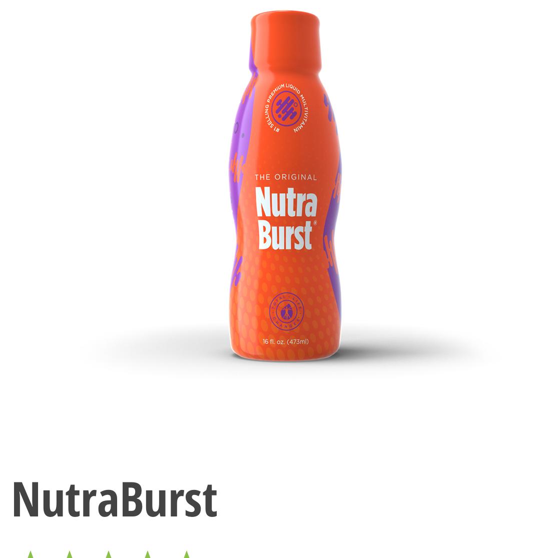 NutraBurst Vitamins
