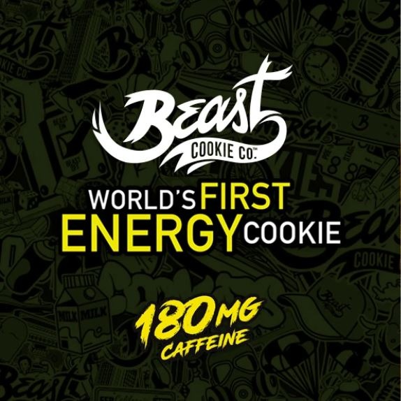"Beast Energy Cookies - ""Eat The Cookie"""