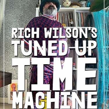 Rich Wilson Comedian The Tuned Up Time Machine Link Thumbnail | Linktree