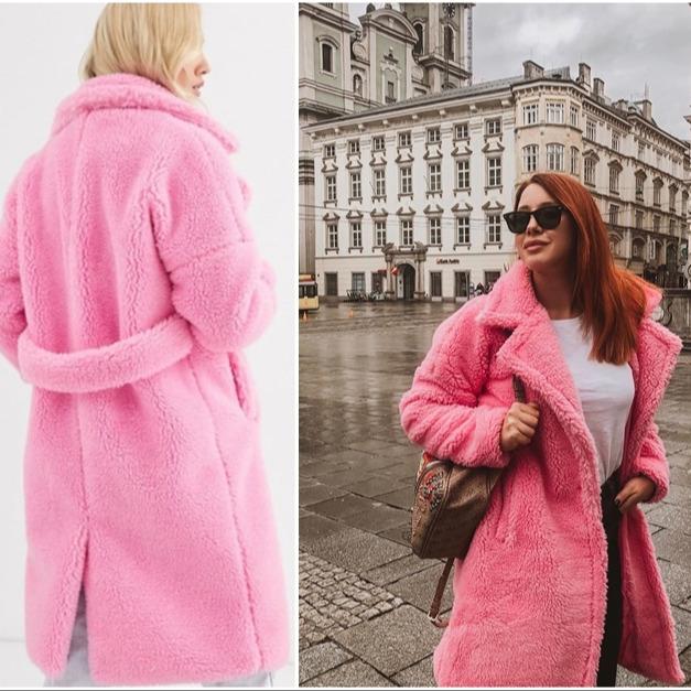 @fashionhr Divan ružičasti teddy coat koji nas je osvojio na prvi pogled Link Thumbnail | Linktree