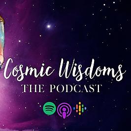 @Laurabethfinley Cosmic Wisdoms Podcast on Spotify Link Thumbnail | Linktree