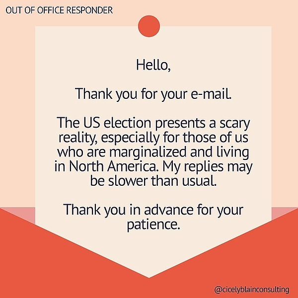 Compassionate Out of Office Responders