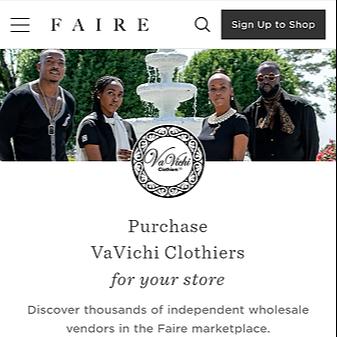 @VaVichiroyalty VaVichi + Faire  Link Thumbnail   Linktree