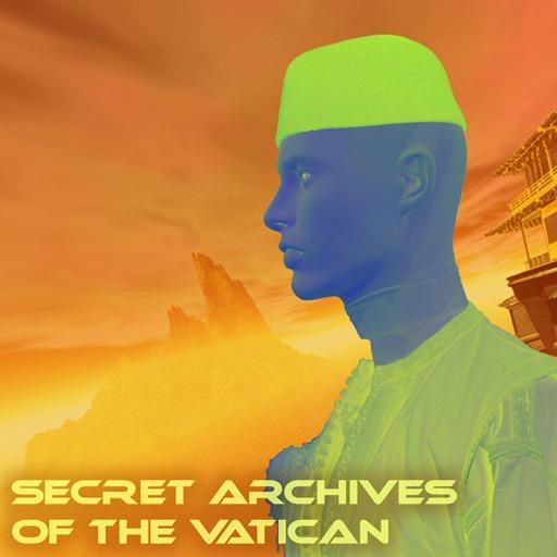 Secret Archives of the Vatican Broken Drum Records website Link Thumbnail | Linktree