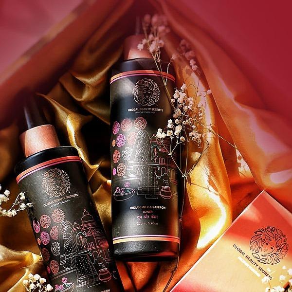 Global Beauty Secrets Indian Milk and Saffron Toner, Japanese Adzuki Bean Facewash - Cosmopolitan Link Thumbnail   Linktree