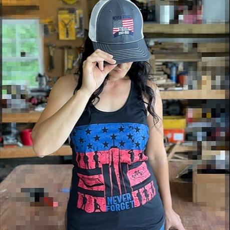 Jennifer Cline 911 & Freedom Appreciation Shirts Link Thumbnail | Linktree