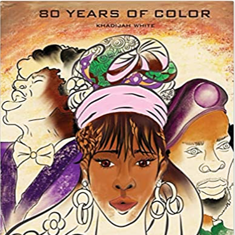Coloring Book, 80 Years Of Color