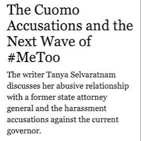 Tanya Selvaratnam The New Yorker by David Remnick Link Thumbnail | Linktree