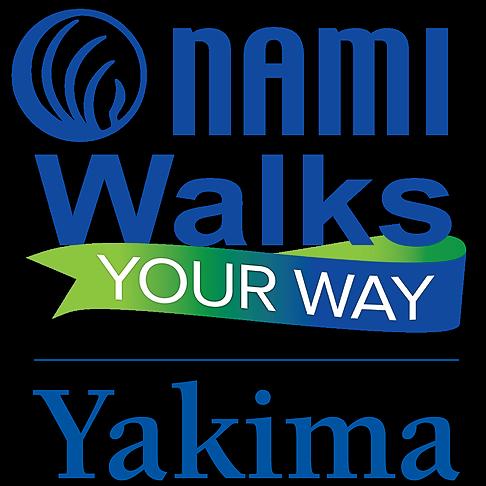 NAMI Walks -                                         Join Team Yakima