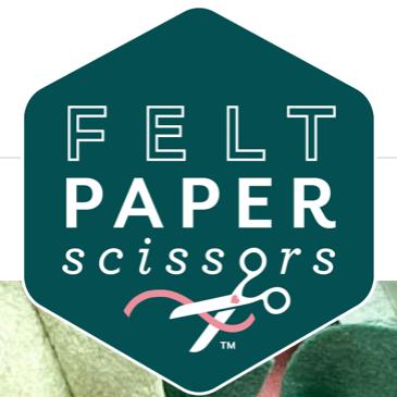 Felt Paper Scissors - Lia Griffith - Affiliate