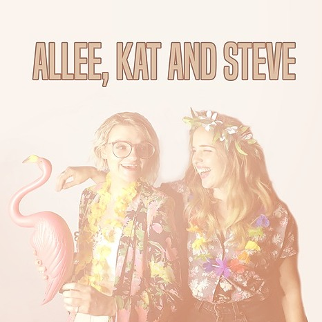 Kat Hamilton Listen to Allee Kat and Steve Podcast Link Thumbnail   Linktree