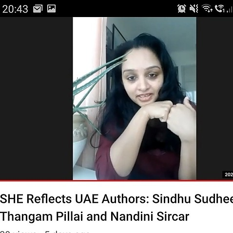@BCPublishers She REFLECTS: Book Launch (UAE) Link Thumbnail | Linktree