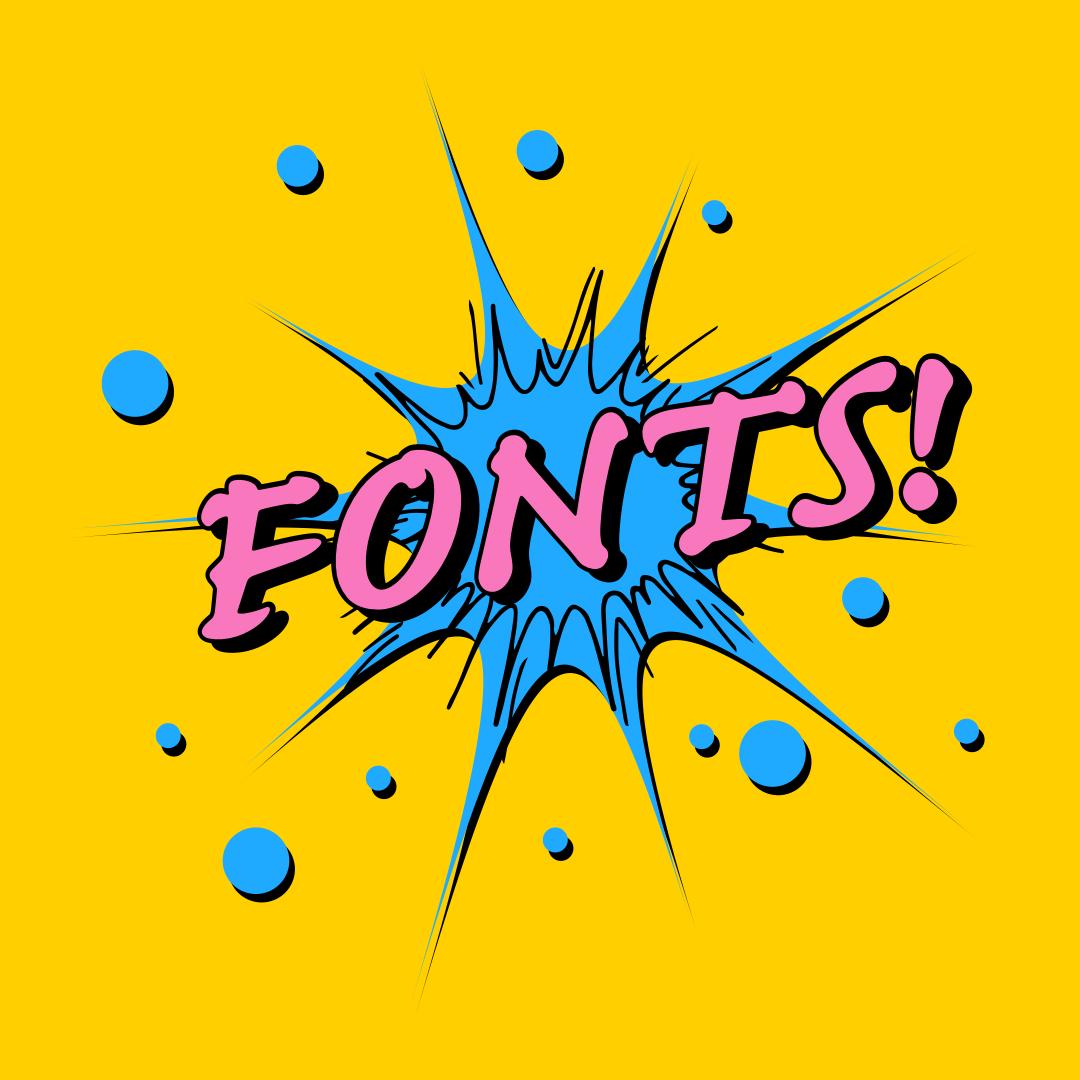 @adobespark 50 Modern Fonts + Templates to Jumpstart Your Look Link Thumbnail | Linktree