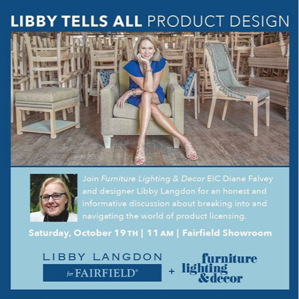 Furniture Lighting & Decor | Libby Tells All About Product Design