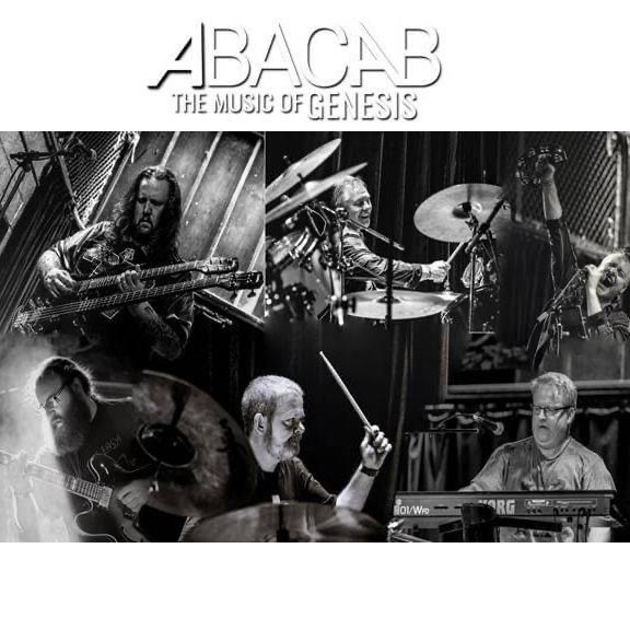 Abacab-The Music of Genesis
