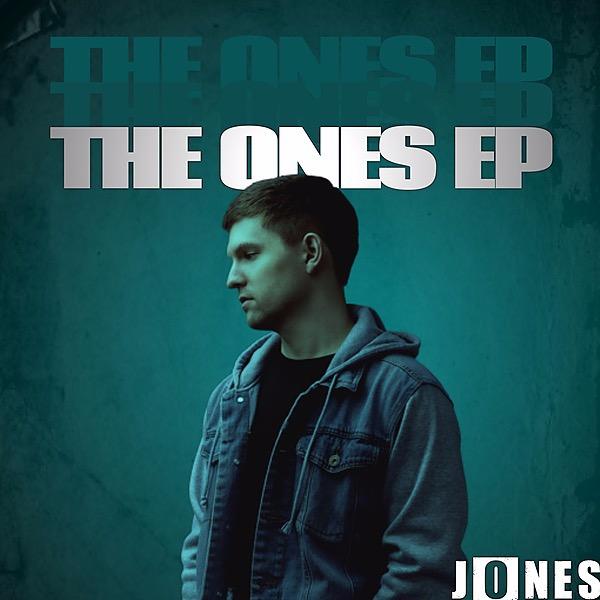 THE ONES EP- Spotify, Amazon, etc